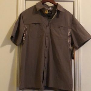 Brown Browning casual shirt